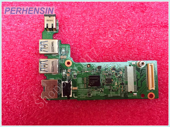 Dell Precision 48 3350 DN13 10798-1 USB Ethernet Jack Board İÇİN.4İD10.011 ts105