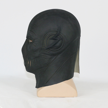 Cosplay Zoom Maske Marvel Tv Flash Maske Cadılar Bayramı Partisi Maskesi Kostüm Prop Flash Cosplay